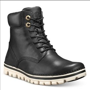 Timberland Brookton Leather Boots